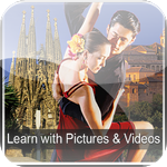 Beginner Spanish - Learn with Pictures and Video for iPad