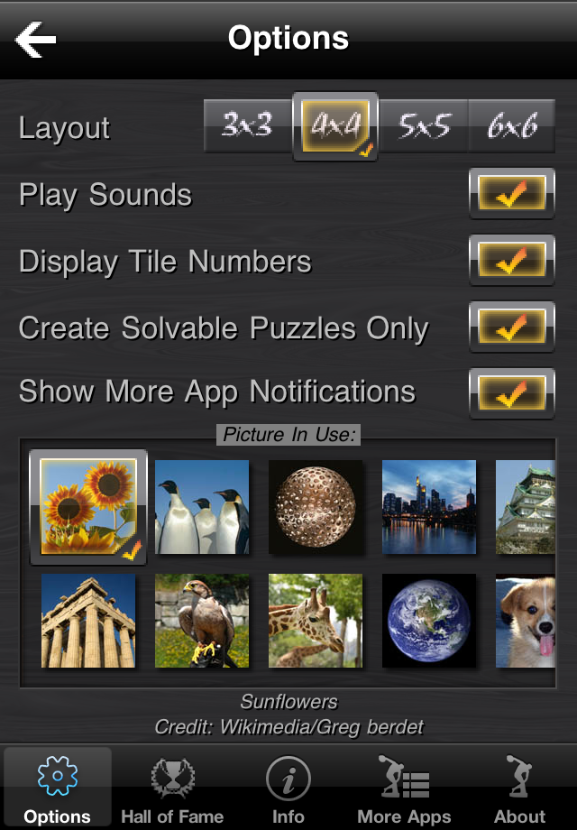 Screenshot Picture Slider