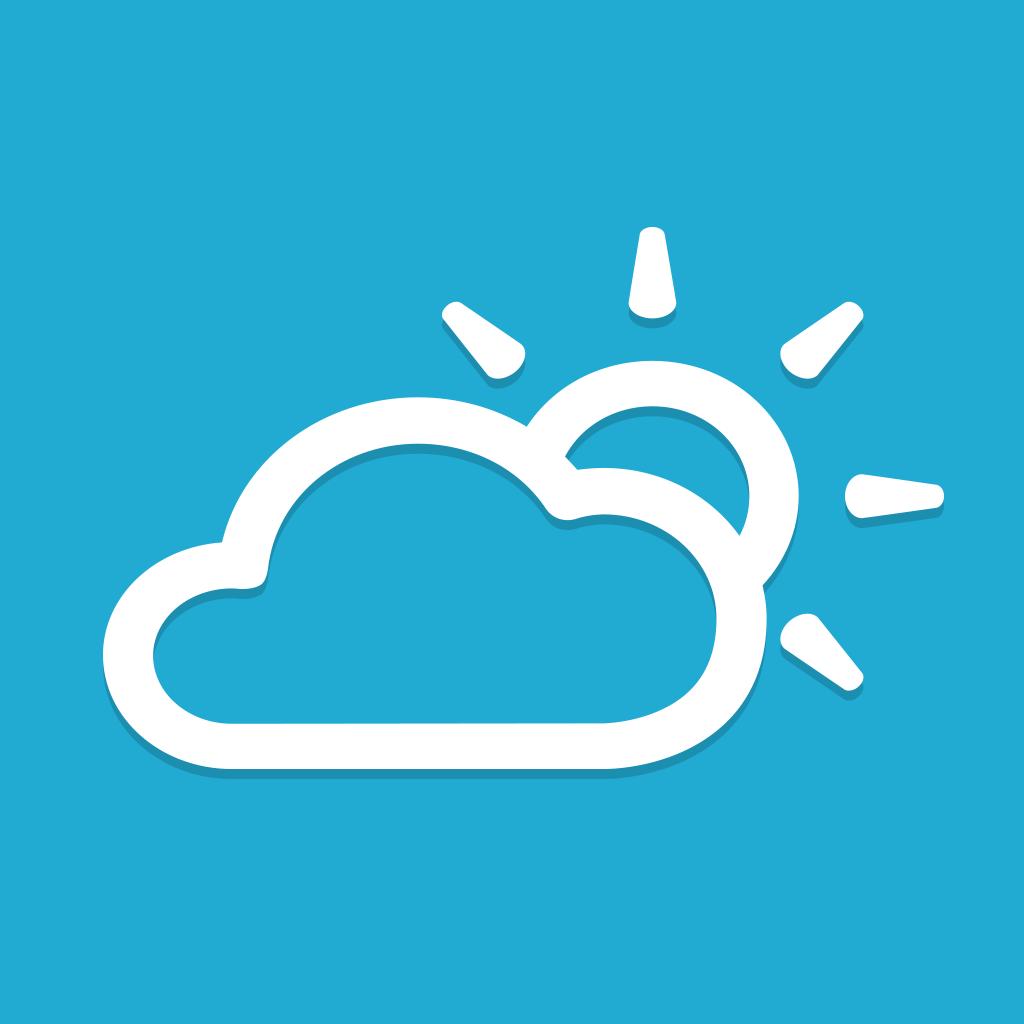 28.简洁天气-最炫酷,最简洁的天气预报app