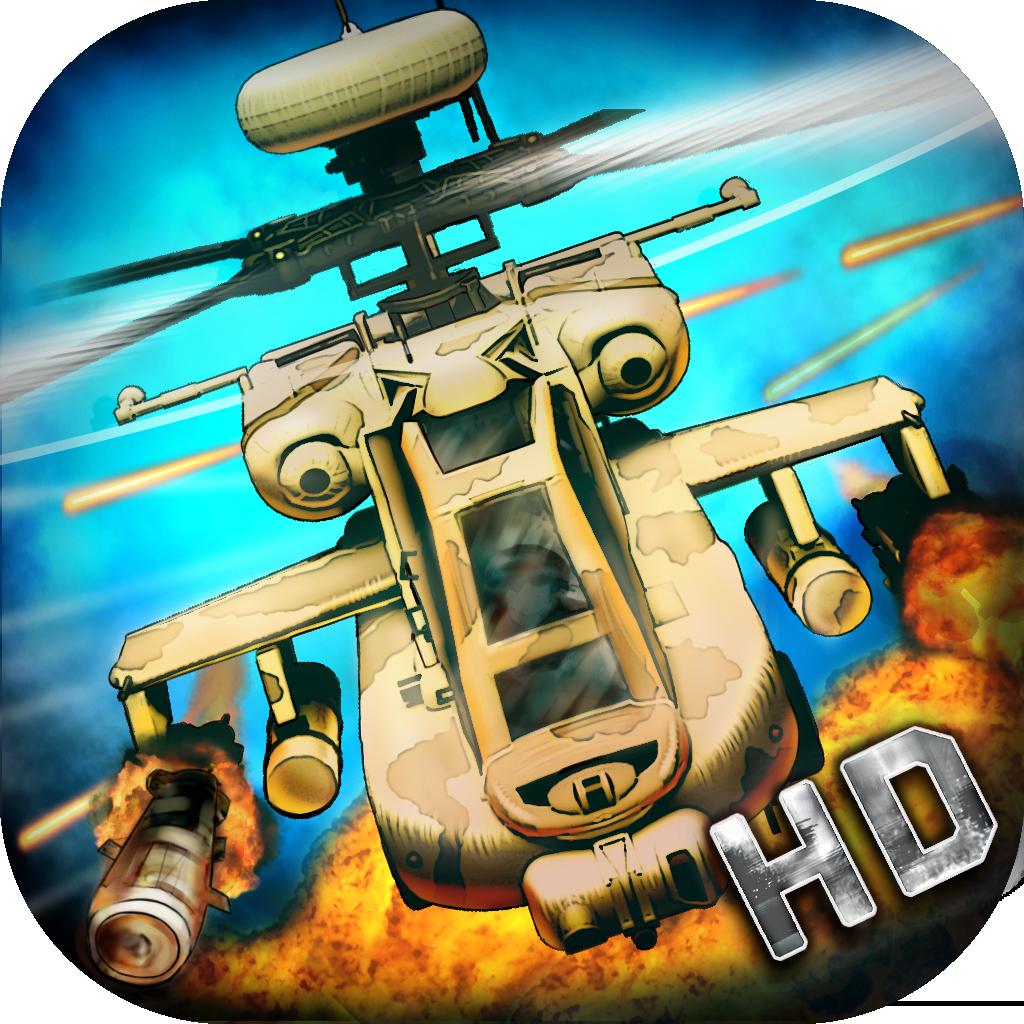 C.H.A.O.S Боевые вертолеты HD - №1 многопользовательский  вертолетный симулятор